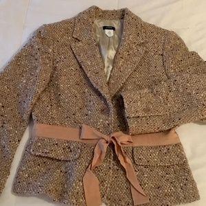 J.Crew wool blend blazer